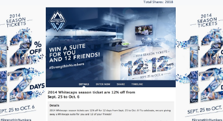 Whitecaps Contest