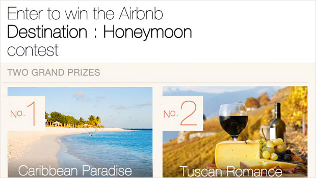 Airbnb + Contest
