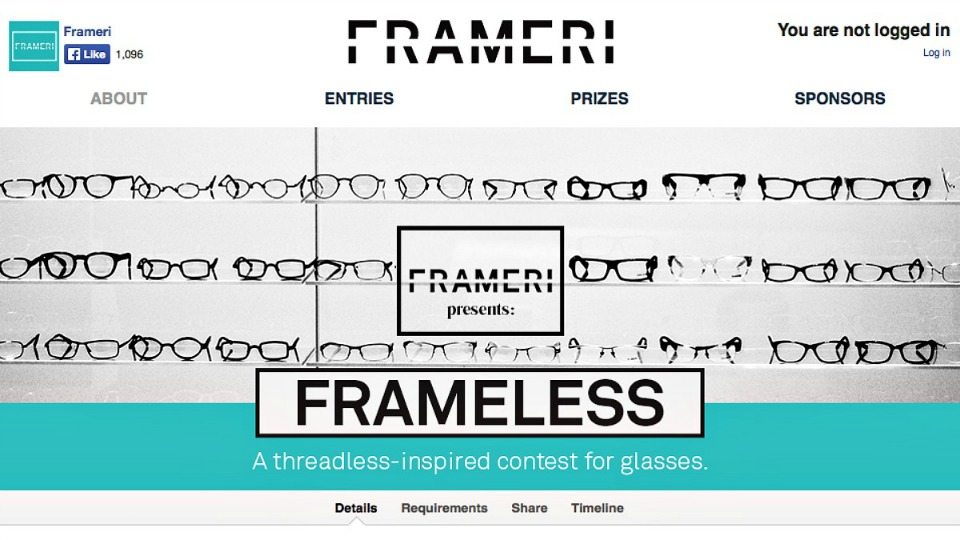 Frameri Contest with great results