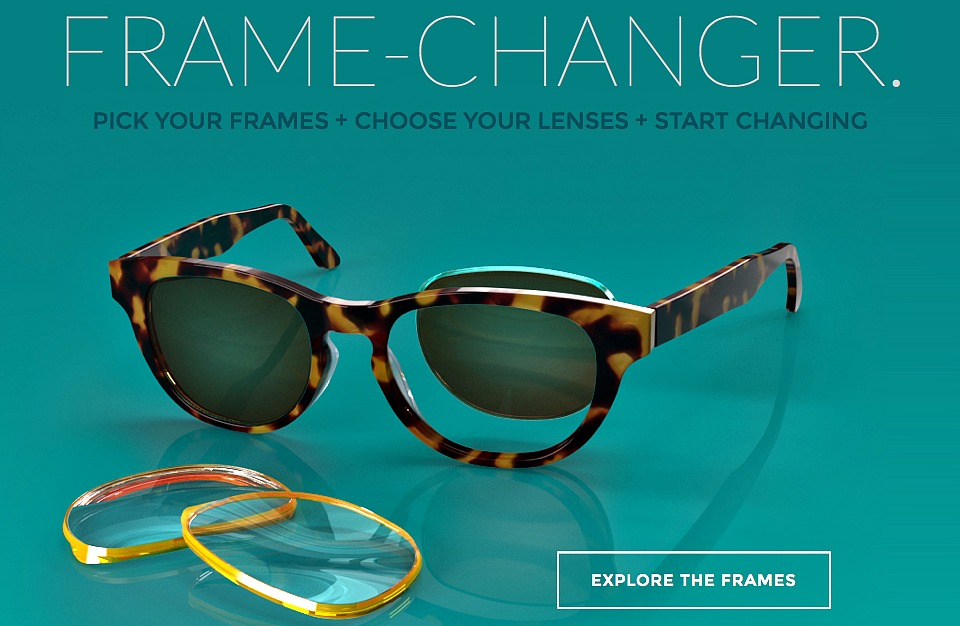 Frameri's website